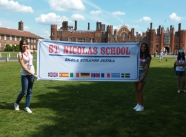 Summer School in England 2014